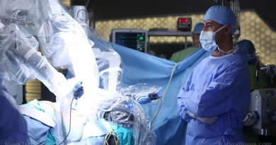 Surgical robot BOTCHES surgery, kills man on operating table while doctors sipped lattes