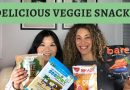 Healthy Delicious Veggie Snacks!