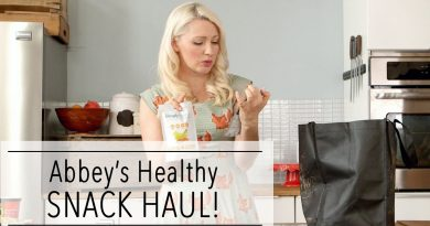 HEALTHY SNACK HAUL | BEST HIGH PROTEIN SNACKS that are Dietitian Approved