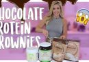 Protein Brownies | Sarah Grace Fitness