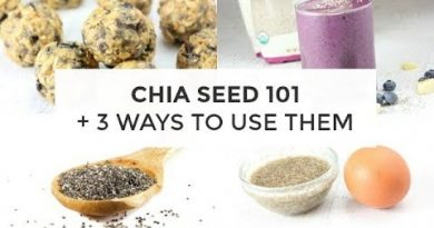 Chia Seed 101 + 3 Ways To Use Chia Seeds