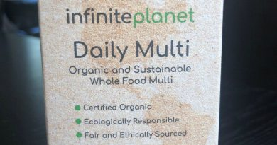 Natures Plus Daily Multi Infinite Planet Organic Whole Food