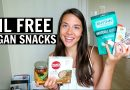 My FAVORITE Oil-Free Snacks (Vegan + Healthy)