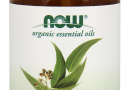 Eucalyptus Oil Organic Now Foods 4 oz Oil