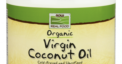 Virgin Coconut Oil Organic Now Foods 54 oz Oil