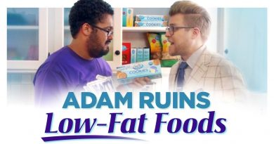 Adam Ruins Everything – Low-Fat Foods Are Making You Fatter