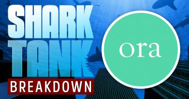 Ora Organic – Shark Tank Breakdown – All Natural Supplements