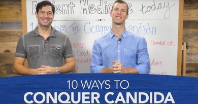 10 Keys to Conquer Candida
