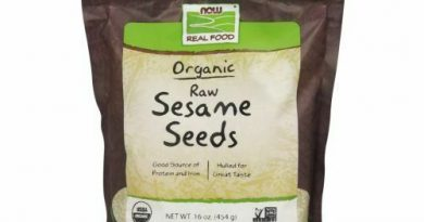 Organic Sesame Seeds 1 lb by Now Foods