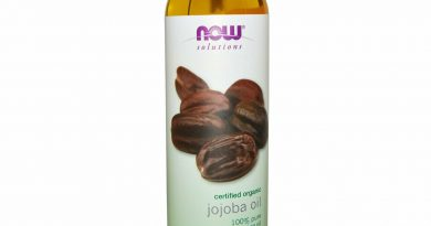 Now Foods Solutions Certified Organic Jojoba Oil 8 fl oz 237 ml Hexane-Free,