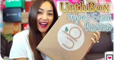 UrthBox Organic Snack Review  – Feb 2015