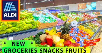 NEW ENTIRE ALDI GROCERIES Prepared Foods SNACKS Meats and Seafood PIZZA FRUITS AND VEGGIES