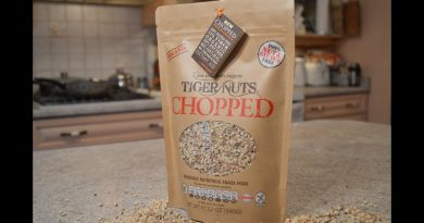 Raw Premium Organic Chopped Tiger Nuts: What I Say About Food