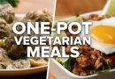 One-Pot Vegetarian Meals