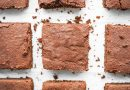 Keto Brownies Made With Coconut Flour 1.5 NET CARBS
